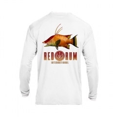 Red Rum Int'l Ruler Sleeve 3.0 Hogfish L/S Shirt