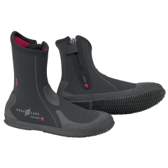 Aqualung 3mm Superzip Ergo Boot