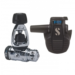 Scubapro MK19 Evo / D420 Regulator