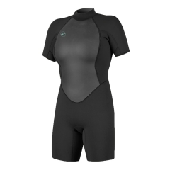 O'Neill Womens Reactor-2 2mm S/S Spring Wetsuit