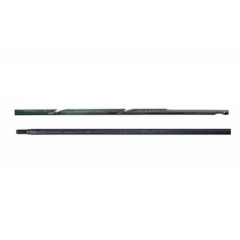 Rob Allen 7mm Euro Threaded Notched Shaft