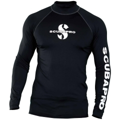 Scubapro Mens UPF 50 Long Sleeve Rash Guard
