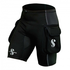 Scubapro Hybrid Mens 1mm Cargo Shorts
