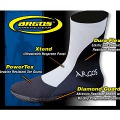 Argos Stealth Shorty 2mm Bootie