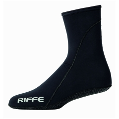 Riffe New 2mm 3D Dive Sock W/ Grip Sole