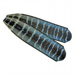DiveR Wahoo Carbon Fiber Long Fin Blades