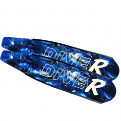 DiveR Tuna Time Composite Long Fin Blades