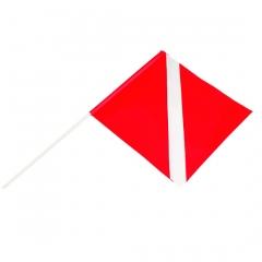 Riffe Torpedo Float Dive Flag