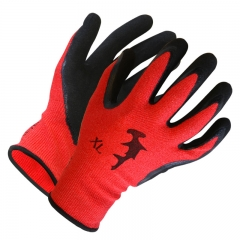 Hammerhead Tuff Grab Dentex Gloves w/ Nitrile Palm