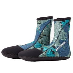 Hexskin Deep Blue 3mm Booties