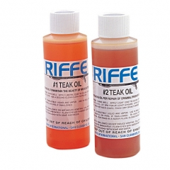 Riffe Wood Finish Maintenance Kit