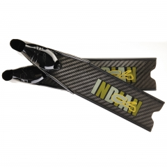 C4 Indian Carbon Long Fins