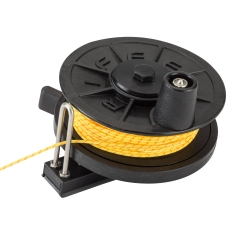 Riffe Low Profile Horizontal Reel - With Line
