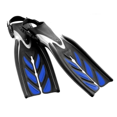 Tusa X-Pert Z-3 Zoom Open Heel Split Fins