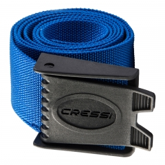 Cressi Nylon Weight Belt w/ Plastic Buckle