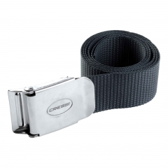 Cressi Nylon Weight Belt w/ Metal Buckle