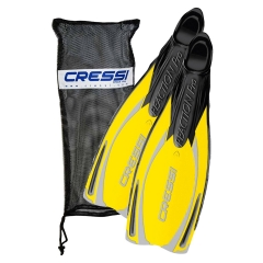 Cressi Reaction Pro Fins w/ Bag