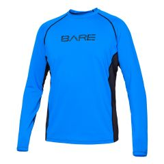 BARE Mens Sunguard Long Sleeve Lycra Rashguard
