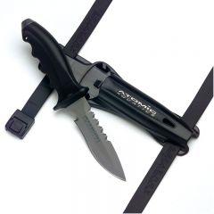 Atomic Aquatics Ti6 Titanium Pointed Dive Knife