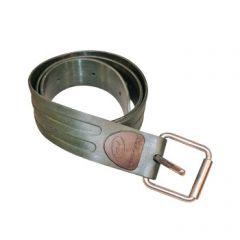 Rob Allen Marseilles Rubber Weight Belt w/ SS Buckle
