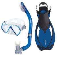 Head Mares Pirate Junior Snorkel Set