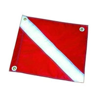 Armor 20in x 24in Dive Flag w/ Stiffener