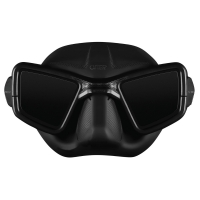 Omer UP-M1C Carbon Mask w/ Nose Clip