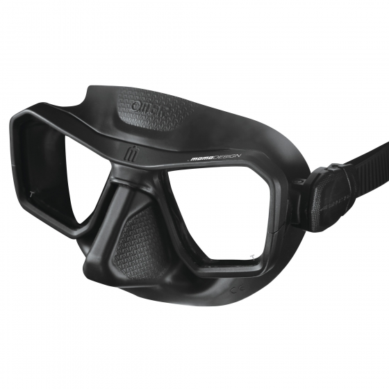 ~ ~ ~ OMER Mask Alien mask Snorkel combo Scuba Dive and Spearfishing ~ ~ ~