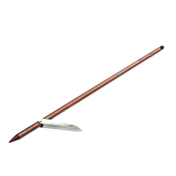 7.1mm Riffe 9//32in Single Flopper Hawaiian Pole Spear Shaft